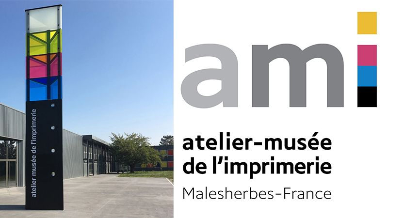 J'ai visité l'Atelier Musée de l'Imprimerie à Malesherbes