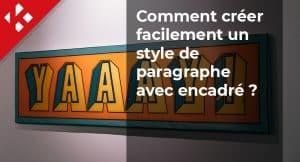 Read more about the article Comment créer facilement un style de paragraphe avec encadré sur Indesign