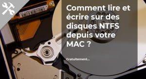 Read more about the article Comment lire et écrire sur des disques Windows NTFS depuis votre MAC ?